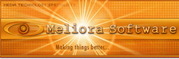 Meliora Software. Making things better...
